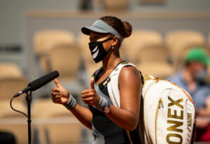 Naomi Osaka 2021 French Open