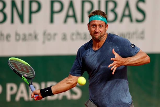 Tennys Sandgren 2020 French Open