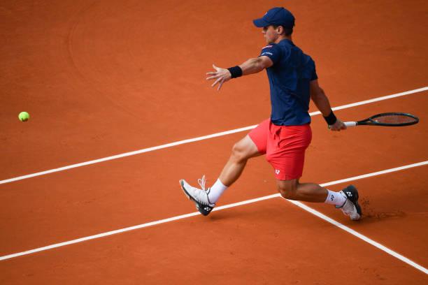 Ricardas Berankis 2020 French Open