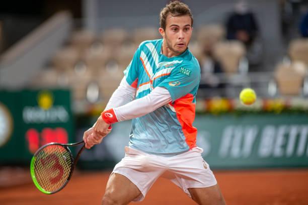 Hugo Gaston 2020 French Open