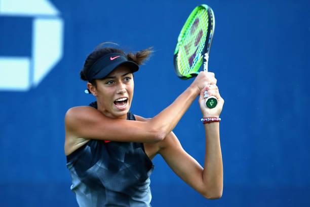 Olga Danilovic US Open 2017