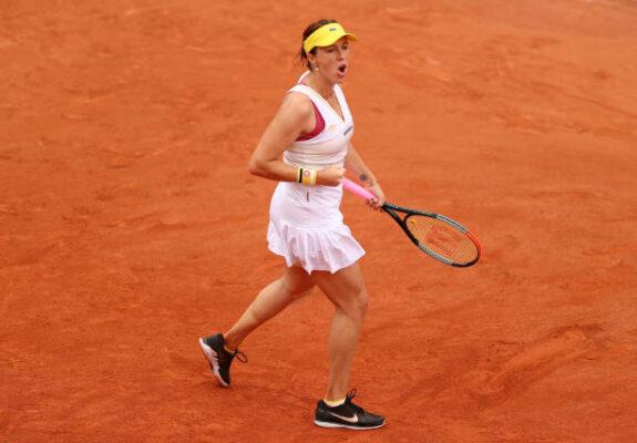 Anastasia Pavlyuchenkova French open