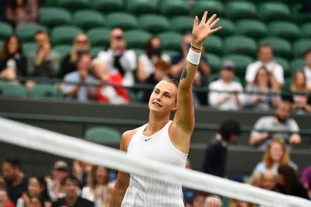 Aryna Sabalenka Wimbledon