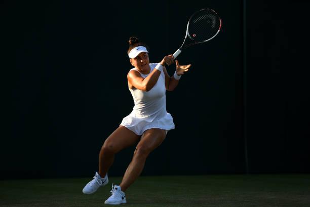 Bianca Andreescu Wimbledon