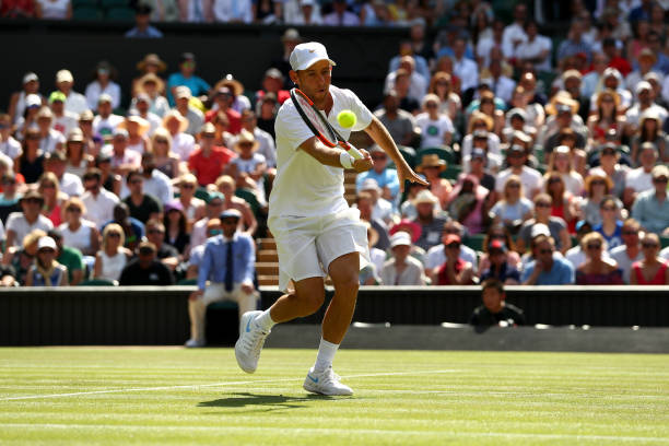 Dudi Sela Wimbledon