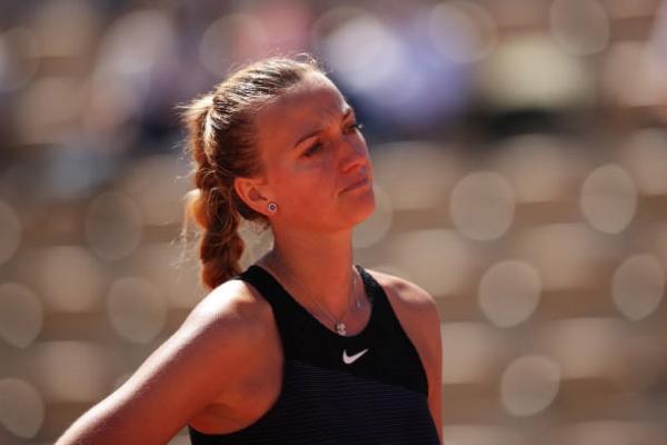 Petra Kvitova has withdrawn from the French Open.