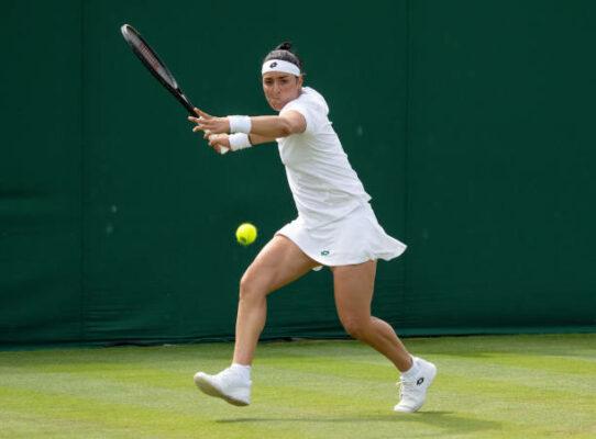 Ons Jabeur Wimbledon