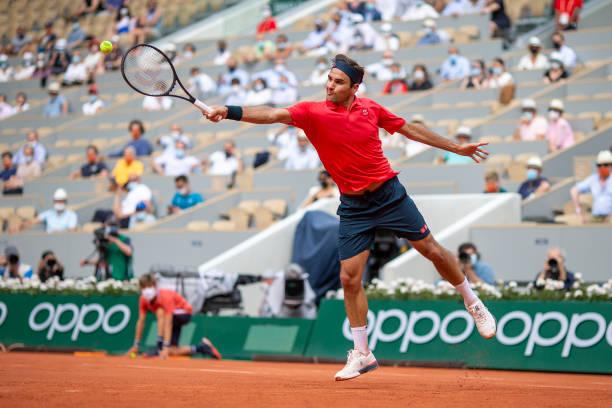Roger Federer French Open