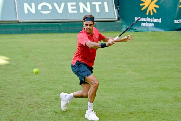 Roger Federer Halle