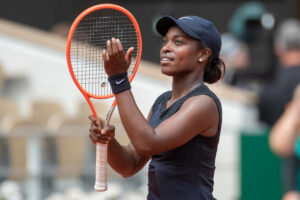 Sloane Stephens French Open