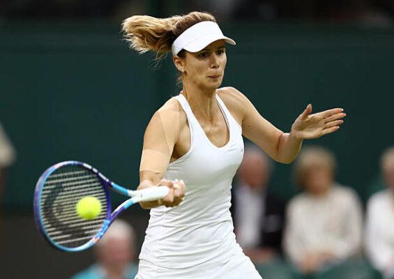 Tsvetana Pironkova Wimbledon