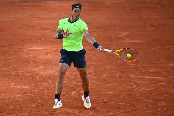Rafael Nadal 2021 French Open Round of 16