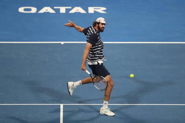 Reilly Opelka ATP Doha 2021