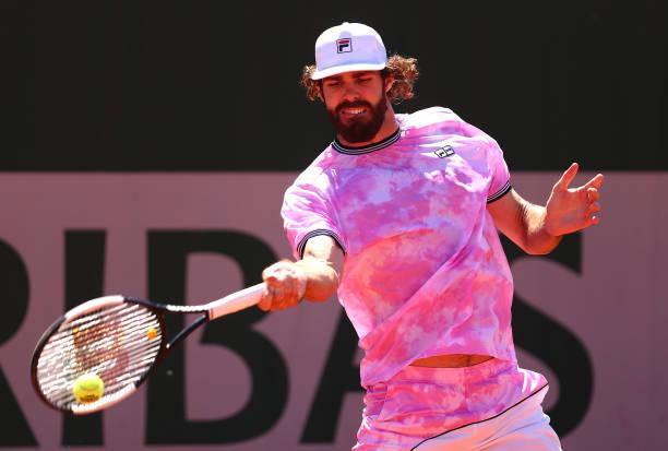 Reilly Opelka French Open 2021