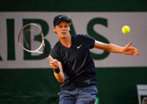 Jannik Sinner 2021 French Open