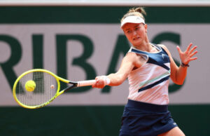 Barbora Krejickova 2021 French Open Final