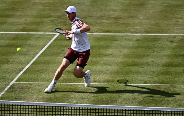 Andy Murray 2021 Cinch Championships