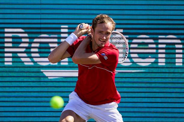 Daniil Medvedev ATP Mallorca 2021