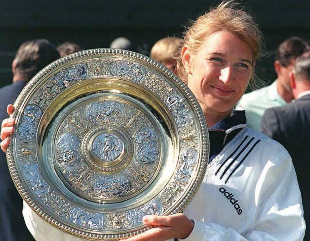 Steffi Graf Wimbledon 1996