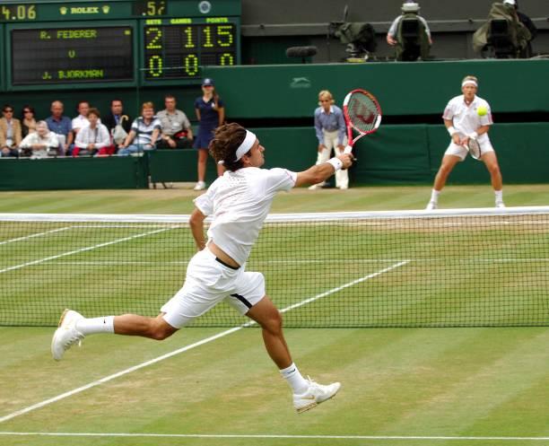 Roger Federer Wimbledon 2006