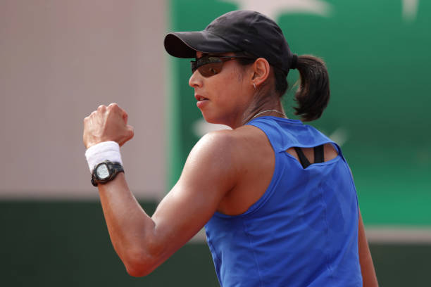 Astra Sharma French Open