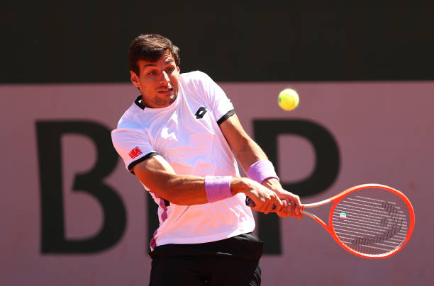 Bernabe Zapata Miralles French Open