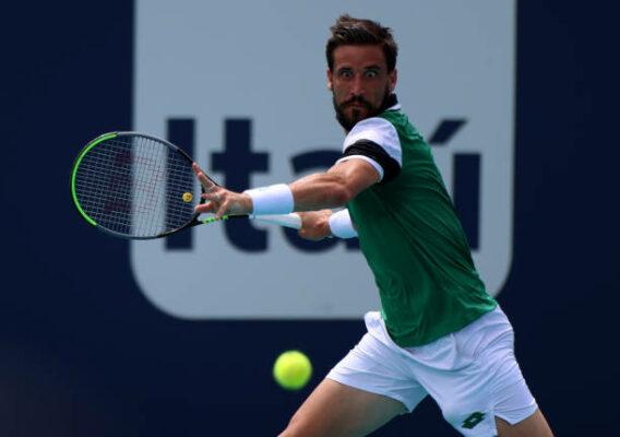 Damir Dzumhur Miami Open