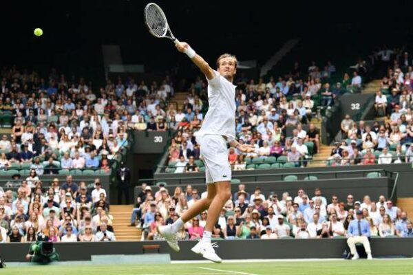 Daniil Medvedev Wimbledon