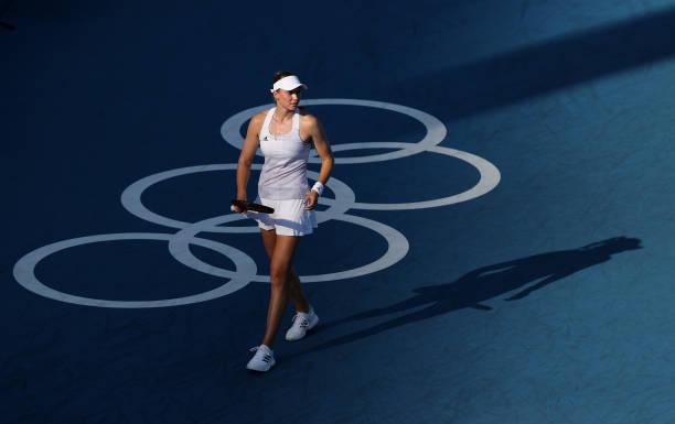 Elena Rybakina Tokyo Olympics