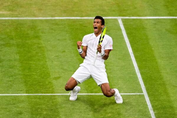 Felix Auger-Aliassime Wimbledon