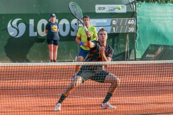 Karol Drzewiecki and Aleksandar Vukic Poznan Open