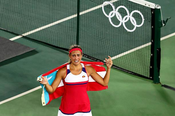 Monica Puig Rio Olympics 2016