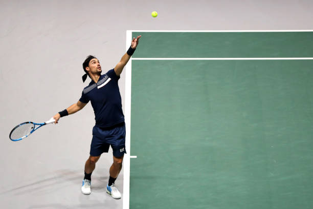 Fabio Fognini Davis Cup