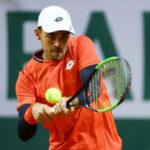 Benjamin Bonzi French Open 2020