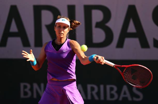 Varvara Lepchenko 2021 French Open