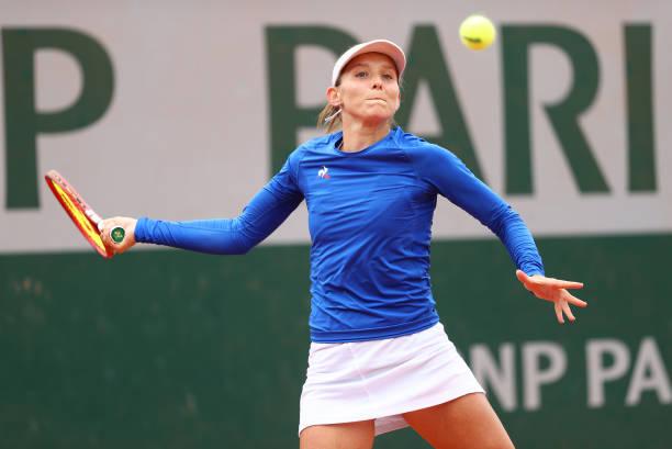 Varvara Gracheva 2021 French Open