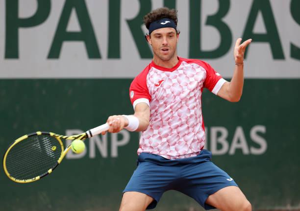 Marco Cecchinato 2021 French Open