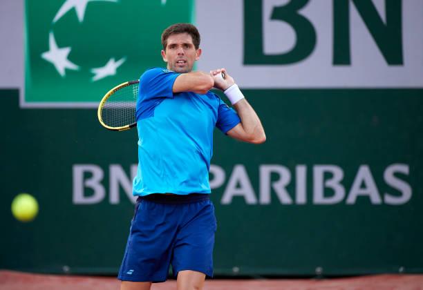 Federico Delbonis French Open