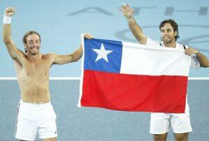Massu Gonzalez 2004 Olympics