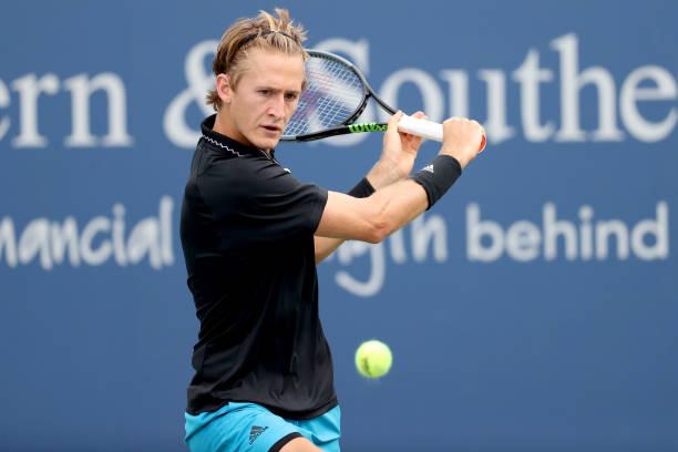 Sebastian Korda Western & Southern Open