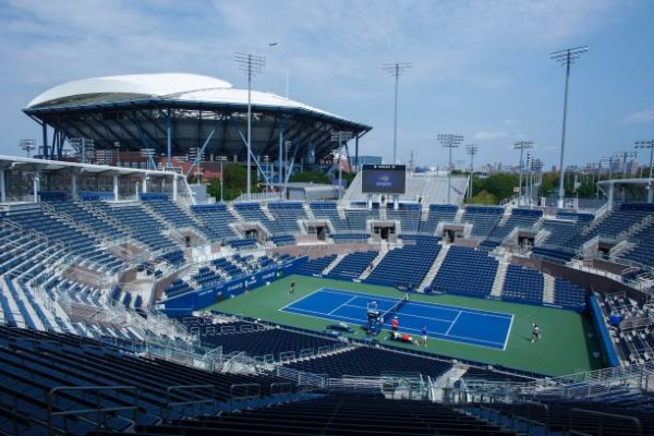 The US Open gets underway on the 31st of August.