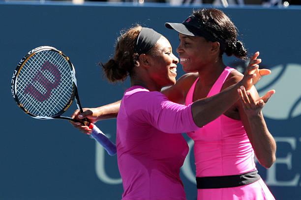 Venus Williams Serena Williams US Open