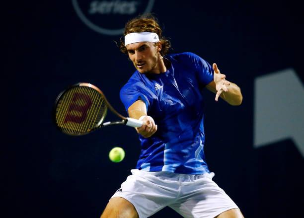 Stefanos Tsitsipas ATP Toronto
