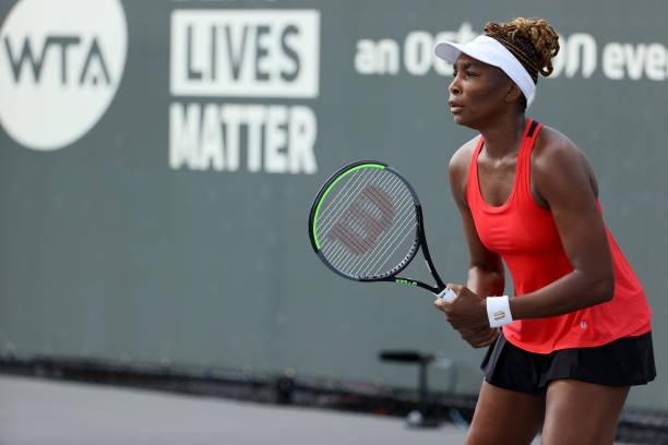 Venus Williams Top Seed Open 2020