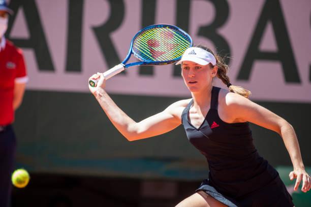 Kaja Juvan French Open