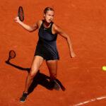 Anna Karolina Schmiedlova French Open