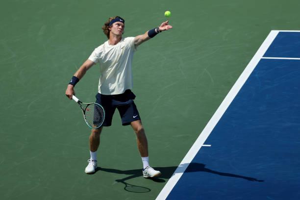 Andrey Rublev ATP Cincinnati