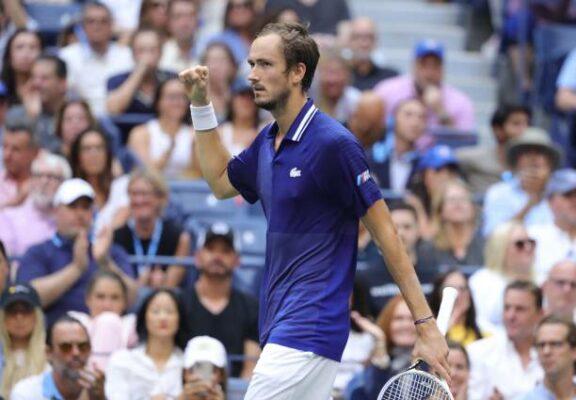 Daniil Medvedev US Open final