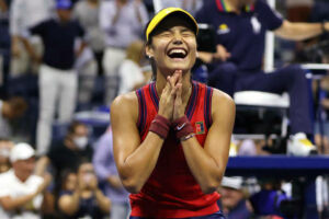 Emma Raducanu US Open semifinal