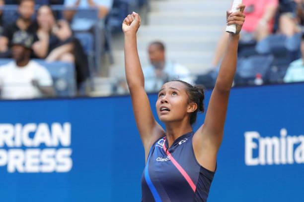 Leylah Fernandez US Open